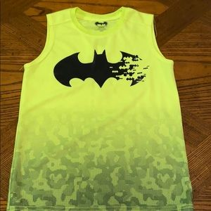 Boys Batman Tank Top Medium 8